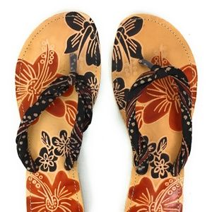 💋6for$20💋 NEW - Leather Flip Flops Sandals